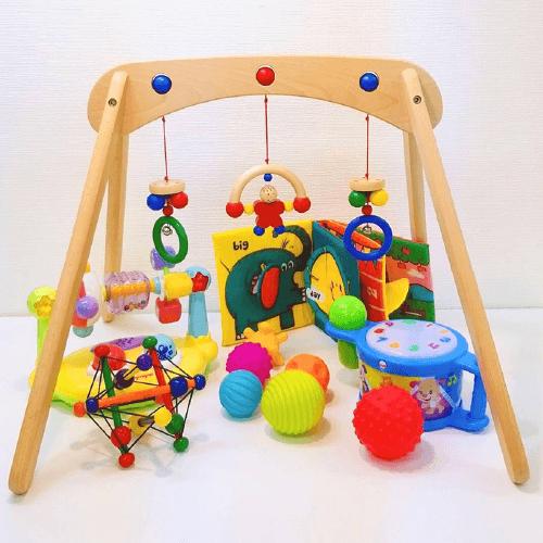 トイサブのおもちゃのプラン例