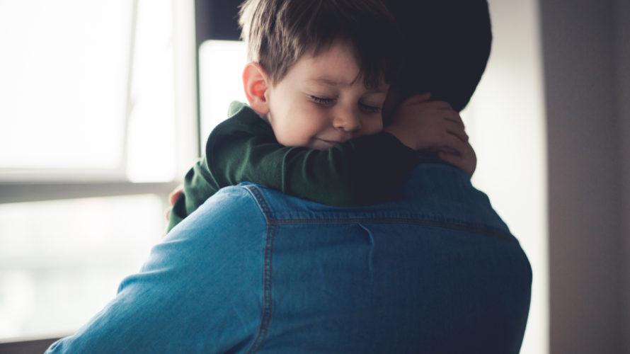 【子育てコラム】いつか必ずやってくる、「我が子を抱っこしなくなる日」
