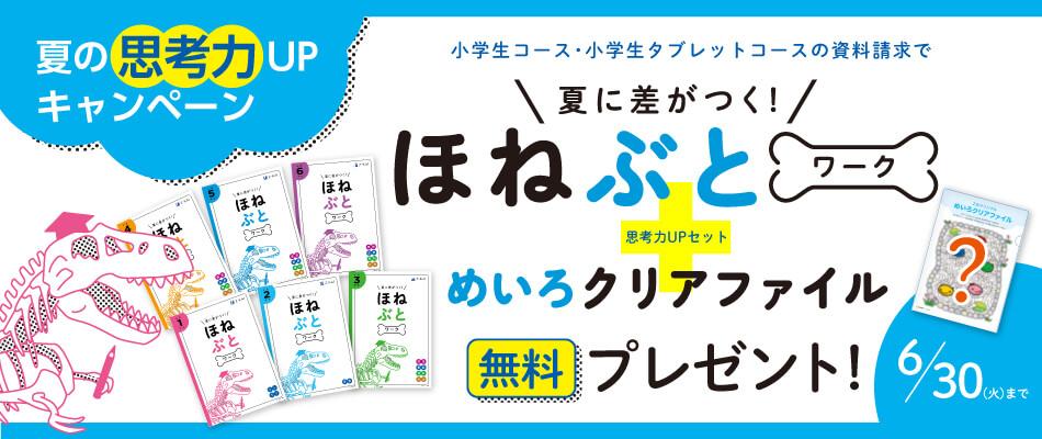 Z会キャンペーンの小学コース特典